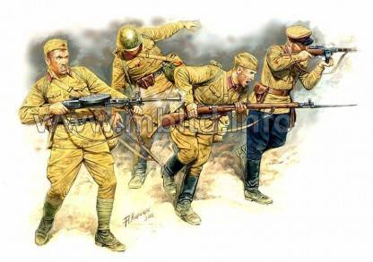 Eastern Front Series.Kit № 2/MB3523