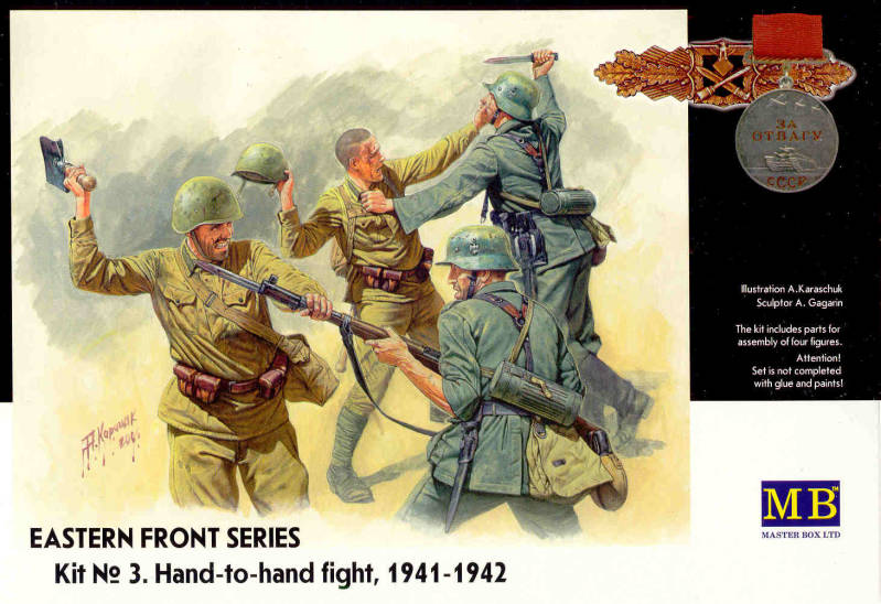 Eastern Front Series.Kit № 3/MB3524