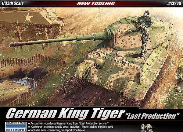 King Tiger Last Production-AC13229