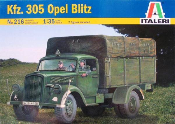 Opel Blitz Truck	IT216