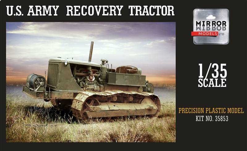 US Army Recovery TractorMIRR35853