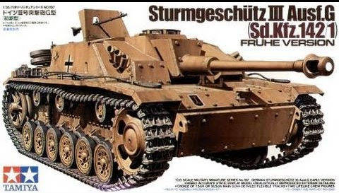German StuG III Ausf. G Early	TAM35197