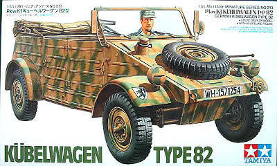 German Kubelwagen type 82	TAM35213