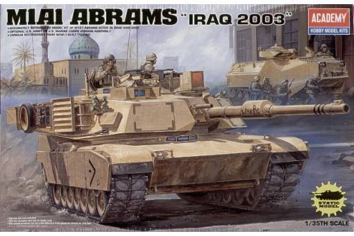 M1A1 Iraq Version AC13202