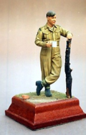 British Soldier Relaxing H&W BH08