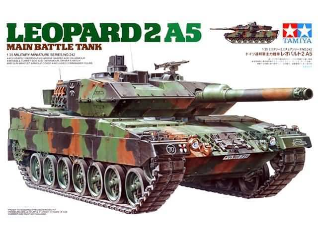 German Leopard 2A5 MBT /TAM35242