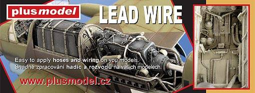 Lead Wire 0.9mm  PLUS237