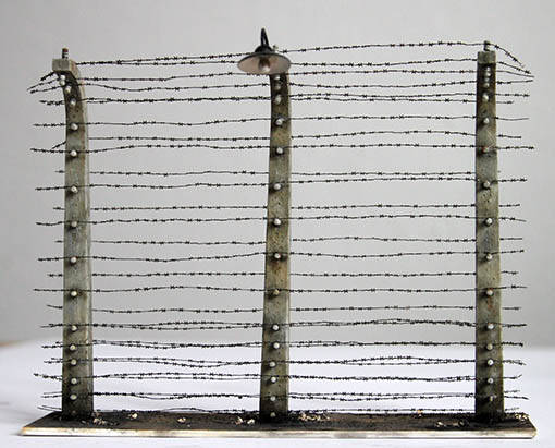 Barbed Wire FencePLUS358