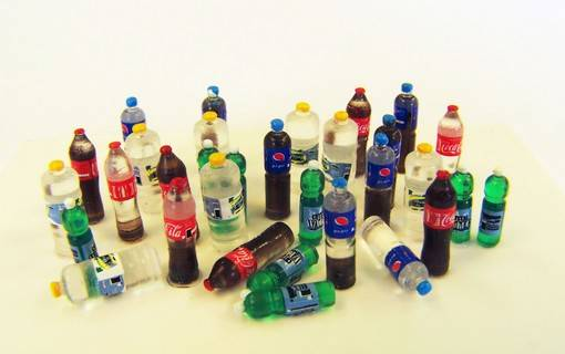 PET Bottles	PLUS446