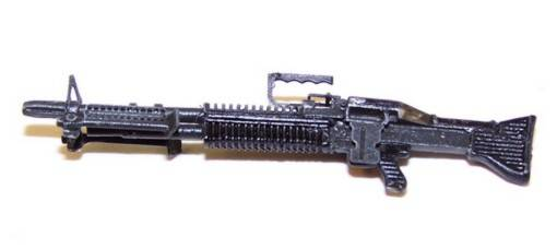 US Machine Gun M-60	PLUS-EL044