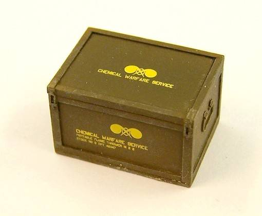 Box for US Flamethrower	PLUS-EL046