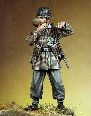German Panzergrenadier	PT041