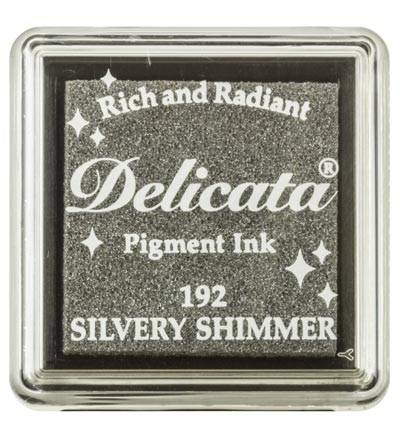 Delicata Silvery Shimmer cube