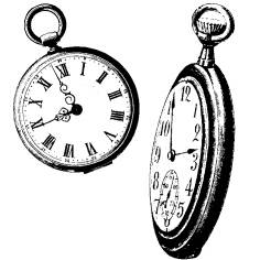 SW E20044/229 Two small watches