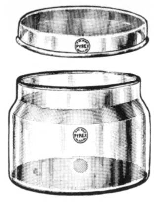 SW G13035/158 Jar and lid