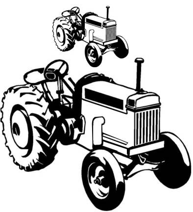 SW M18028/209 Tractor (2x)
