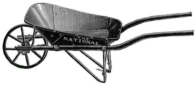 SW N07064/64 Wheelbarrow