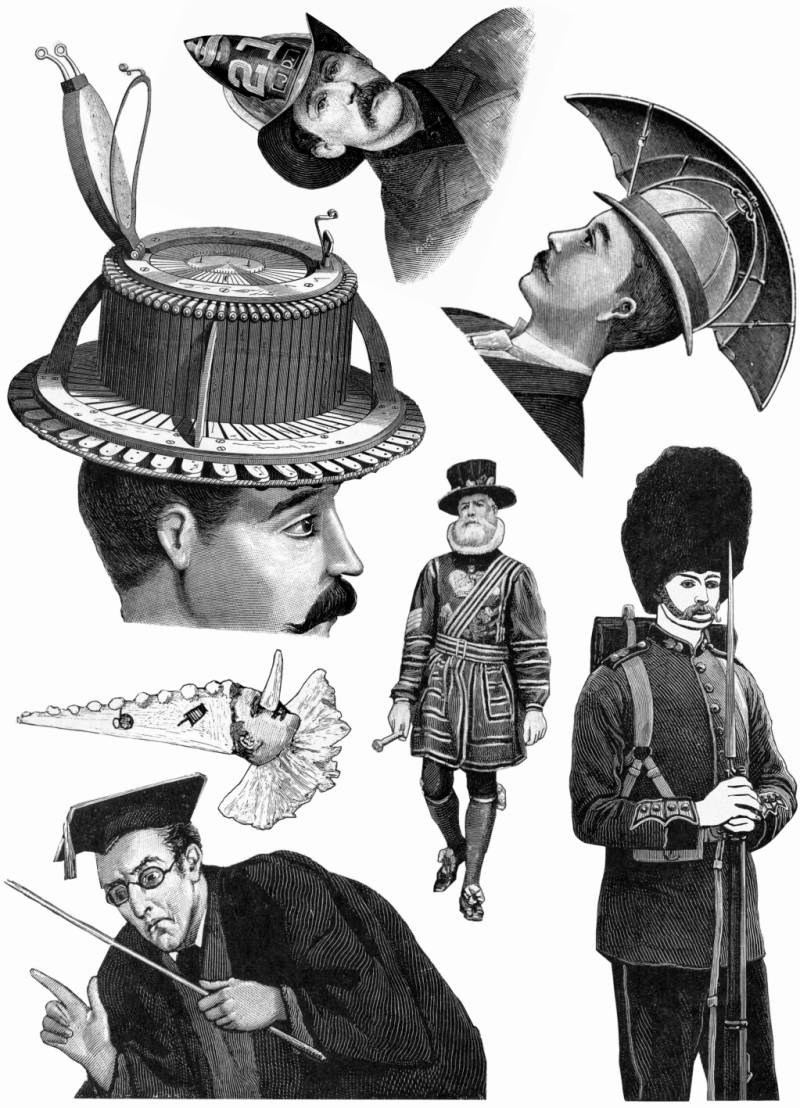 PLATESW125 Plate 125 Madhatters