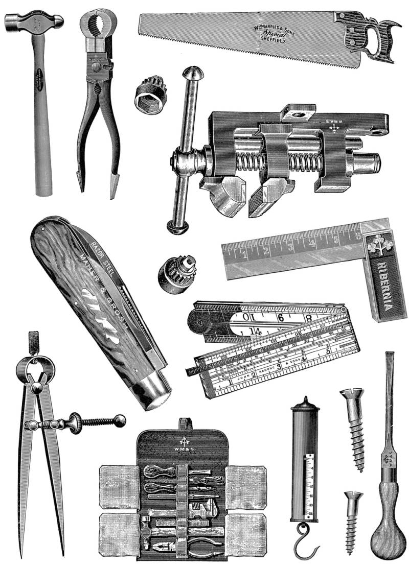 PLATESW057 Plate 057 Tools