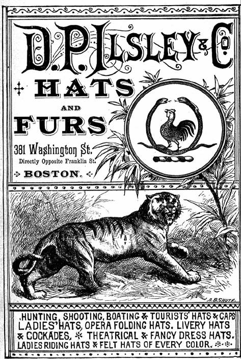 SW Q05112/06 Hats and Furs