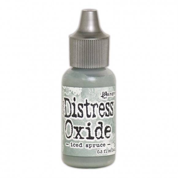 Distress Oxide Iced Spruce refill