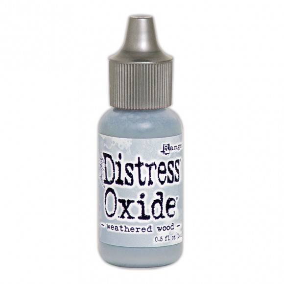 Distress Oxide Weathered Wood refill