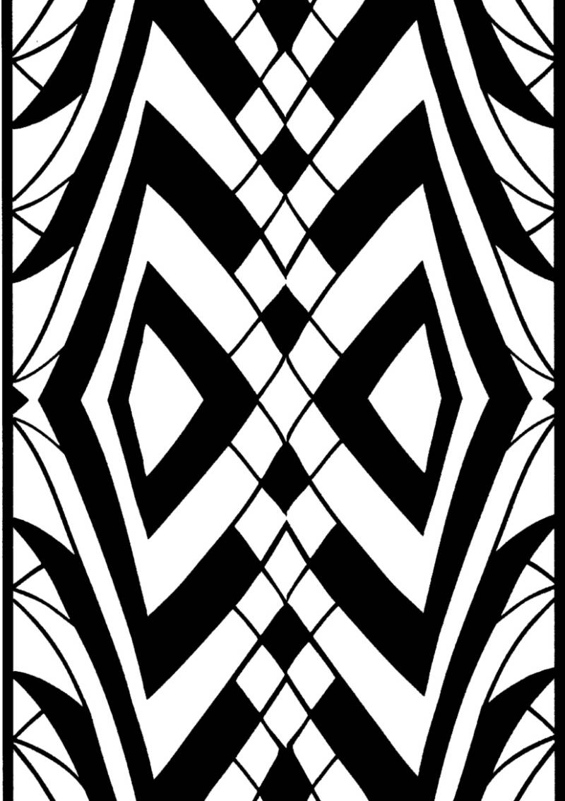 SW U07010/55 Art deco background