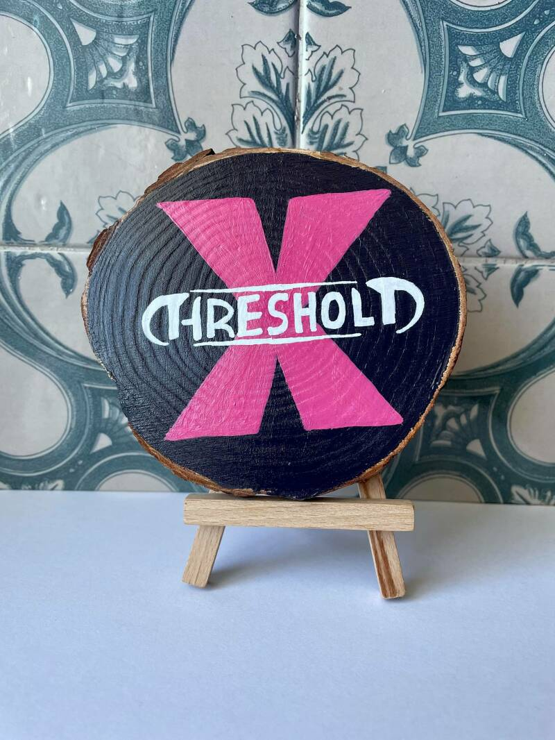 Threshold Craft Plaque