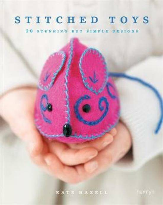 Stitched toys - Kate Haxell