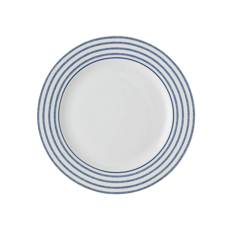 LAURA ASHLEY BORD PLAT 18 CANDY ASHLEY BLUE PRINT  178258