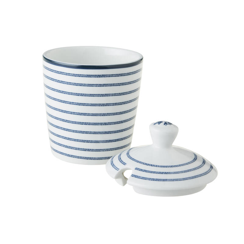LAURA ASHLEY SUIKERPOT CANDY ASHLEY BLUE PRINT  178682