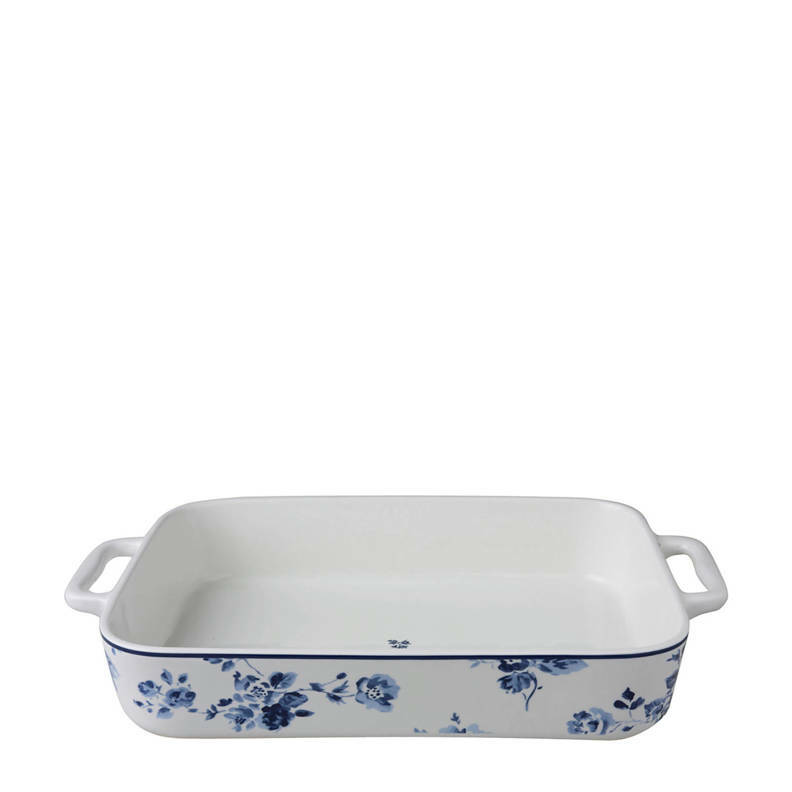LAURA ASHLEY OVENSCHAAL ASHLEY BLUE PRINT  32X22.5 179474