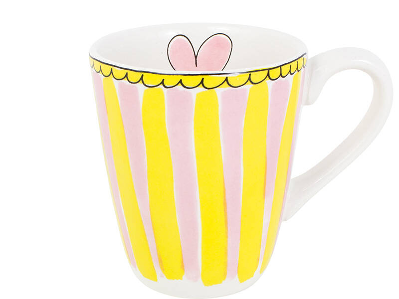 Blond Amsterdam MINI MUG STRIPE