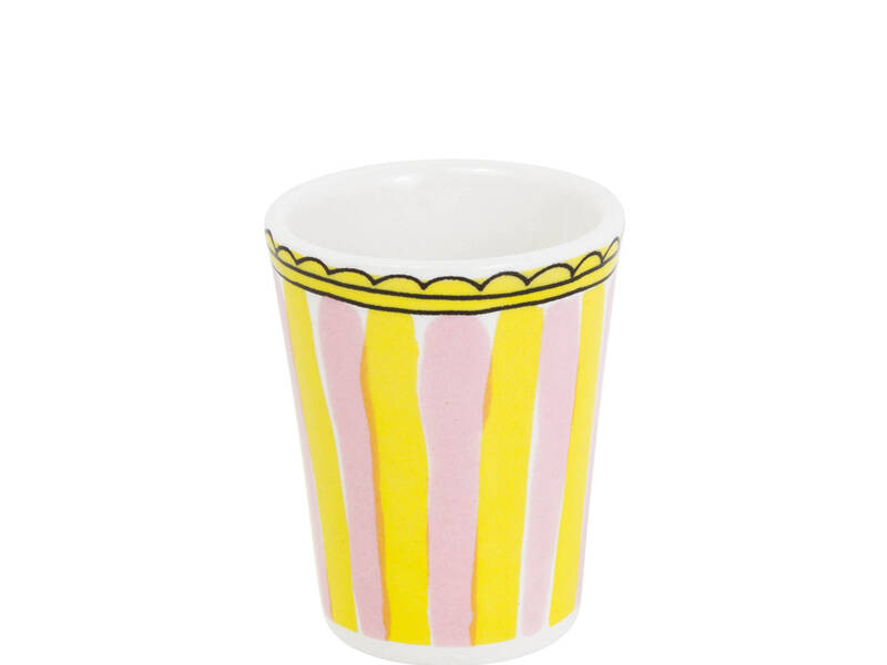 Blond Amsterdam EGG CUP STRIPE