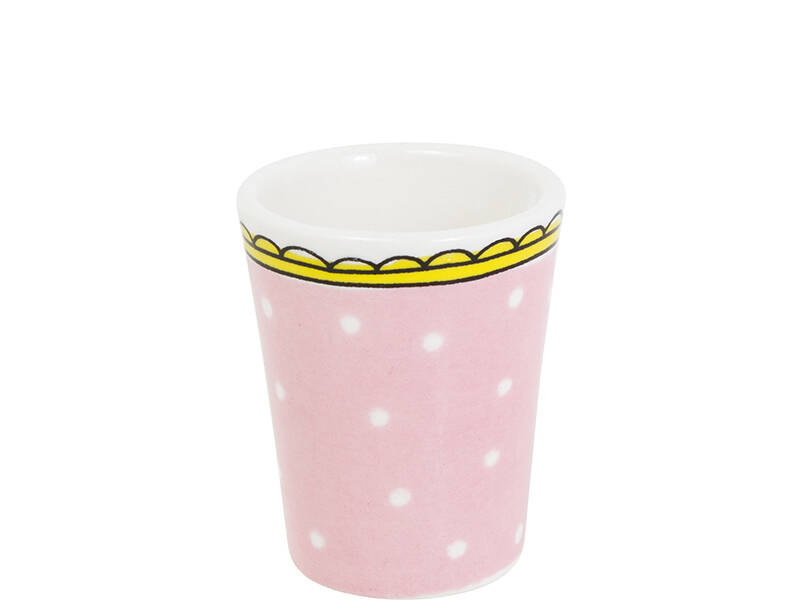 Blond Amsterdam EGG CUP PINK