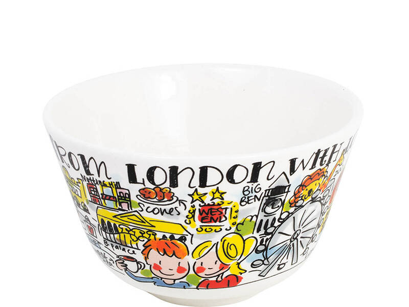 Blond Amsterdam CITY LONDON BOWL 14 CM