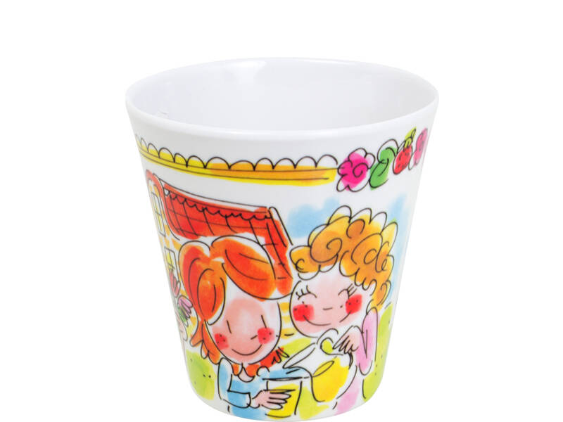 Blond Amsterdam MELAMINE MUG EB FRIENDS  200276