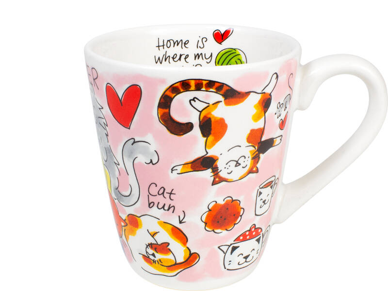 Blond Amsterdam DIER: MUG CAT LOVER  200918