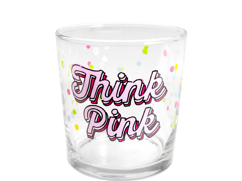 Blond Amsterdam GLASS THINK PINK 35 CL  201001