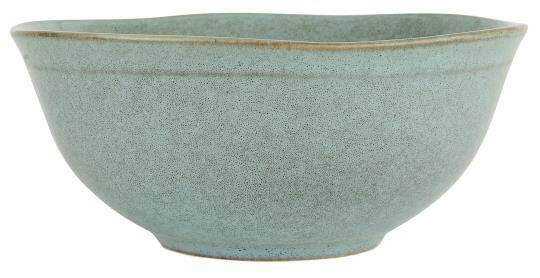 Ib-lLaursen Müsli bowl Light Blue Dunes  2451-26