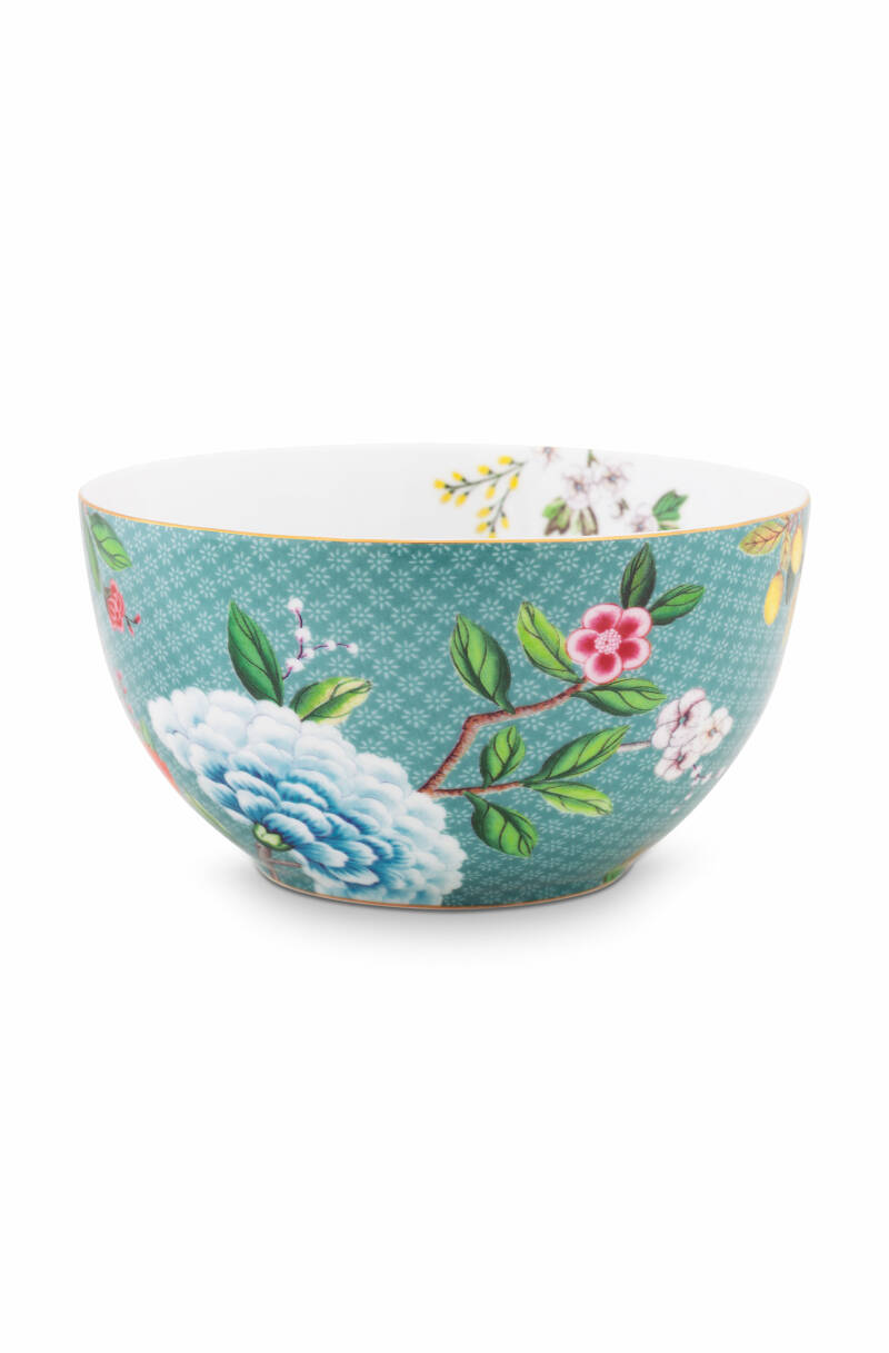 Pip Studio Bowl Blushing Birds Blue 15cm 51.003.116