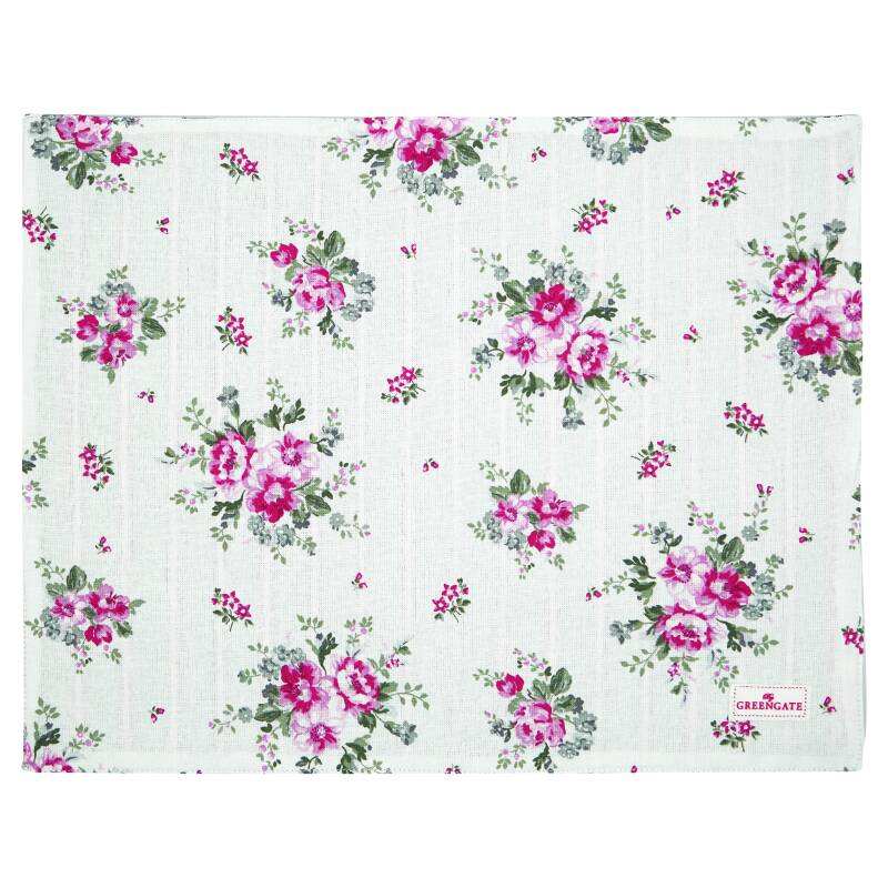 GreenGate Placemat Elouise White