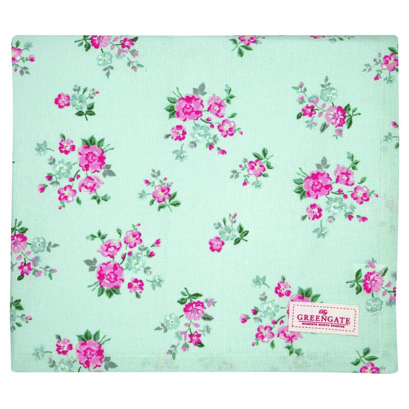 GreenGate Tablecloth Sonia Pale Blue