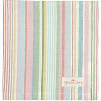GreenGate Cloth Napkin Pipa Soft Stripe5