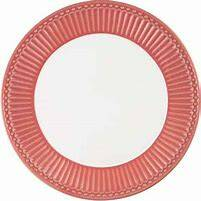 GreenGate Dinner Plate Alice Coral 26.5 cm