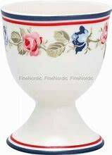 GreenGate Egg Cup Hailey White