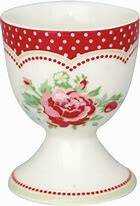 GreenGate Egg Cup Mary White