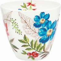 GreenGate Latte Cup Ellen white.
