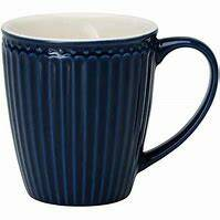 GreenGate Mug Alice Dark Blue