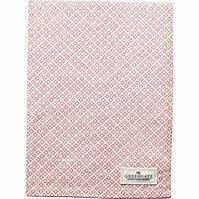 GreenGate Tea Towel Sandra Pink